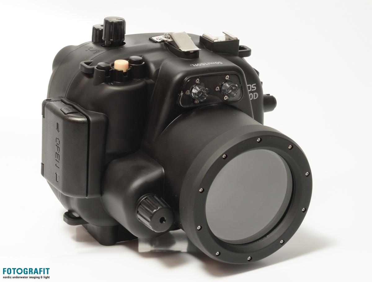 Meikon Housing for Canon 600D (18-55mm) - DSLR - Meikon - FOTOGRAFIT